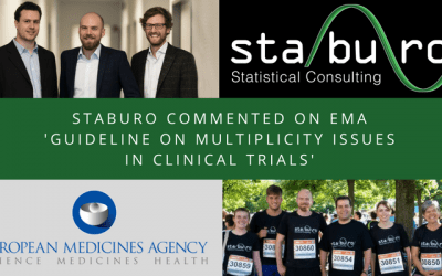 Staburo commented on EMA 'Guideline on multiplicity issues in clinical trials'