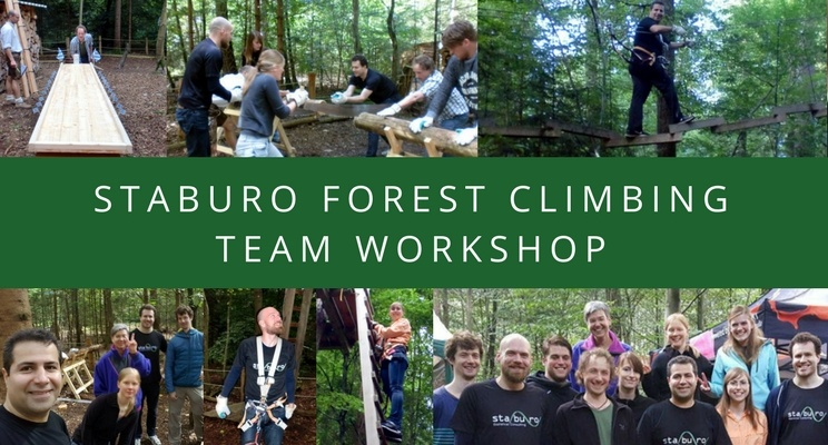 STABURO FOREST CLIMBING TEAM WORKSHOP