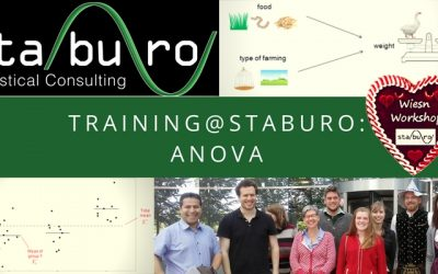Training@Staburo: ANOVA