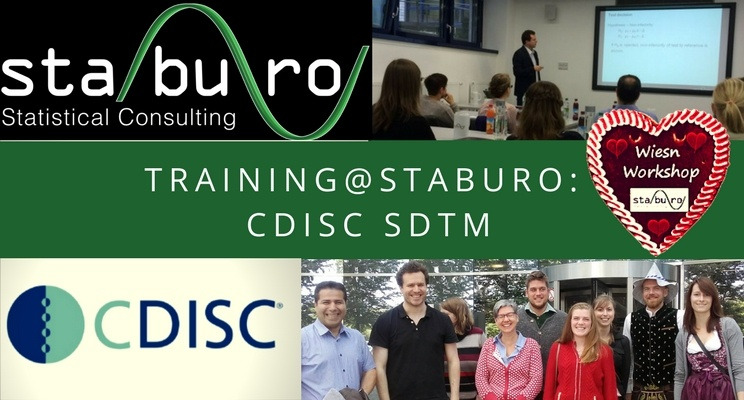 Training@Staburo: CDISC SDTM