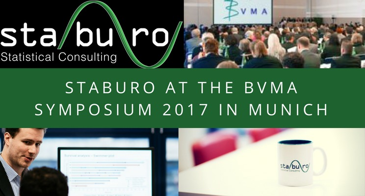 Staburo at the BVMA symposium 2017 in Munich