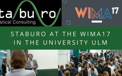 Staburo at the WiMa17 Congress at the University Ulm