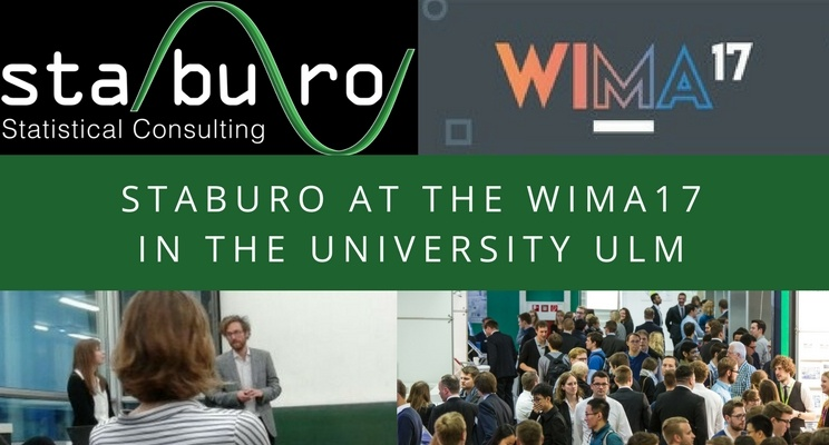 Staburo at the WiMa17 Congress at the University Ulm
