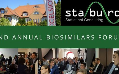 Staburo attended 2nd Annual Biosimilars Forum