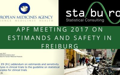Staburo at the APF autumn meeting in Freiburg organized by Roche