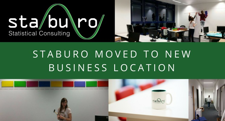 Staburo moved to new business location Move Staburo