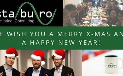 The Staburo team wishes you a Merry Christmas and a happy 2018!