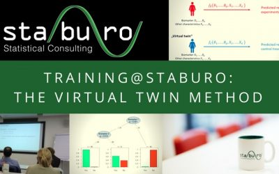 Training@Staburo: The Virtual Twin Method to identify patient subgroups