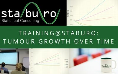 Training@Staburo: Tumour growth over time