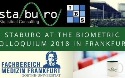 Staburo at the Biometric Colloquium 2018 in Frankfurt