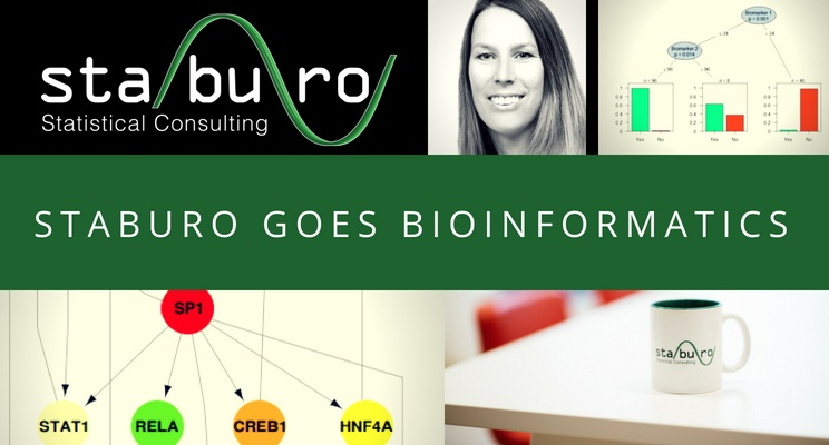 Staburo goes Bioinformatics!
