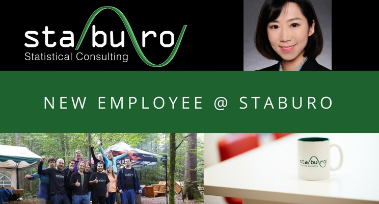 New employee @ Staburo