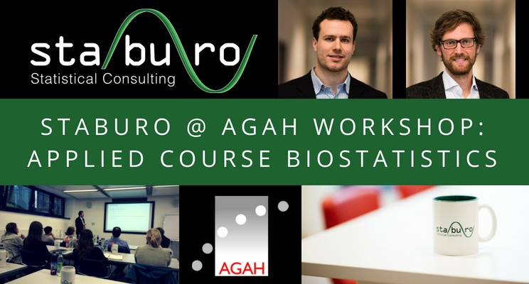 AGAH Workshop – Applied Course Biostatistics