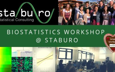 Biostatistics Workshop @ Staburo