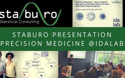 Staburo presentation on precision medicine @ idalab
