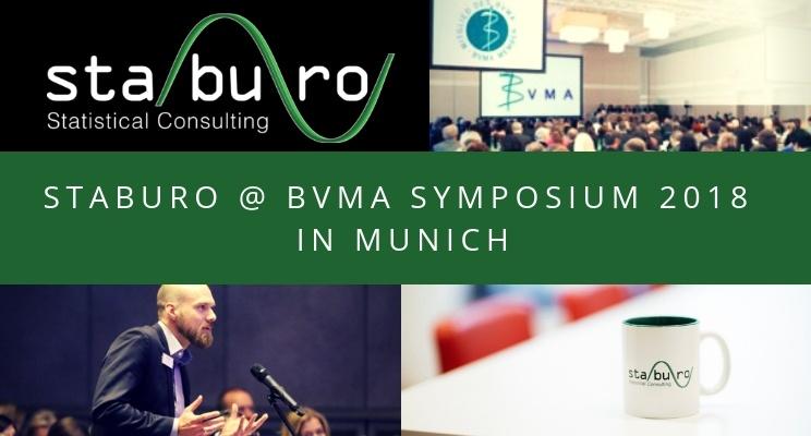 Staburo @ BVMA symposium 2018 in Munich