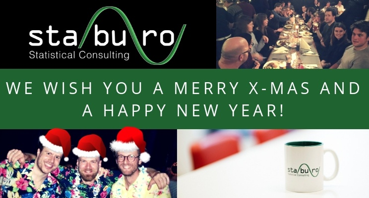 Staburo wishes you a Merry Christmas and a Happy New Year!