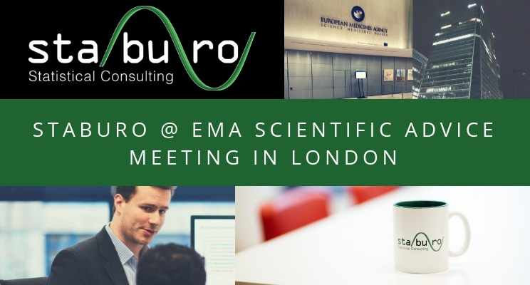 Staburo @ EMA scientific advice