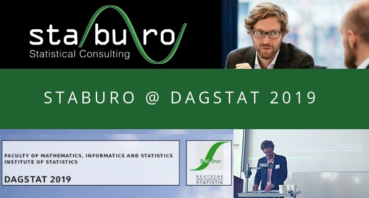 Staburo @ DAGStat 2019 in Munich