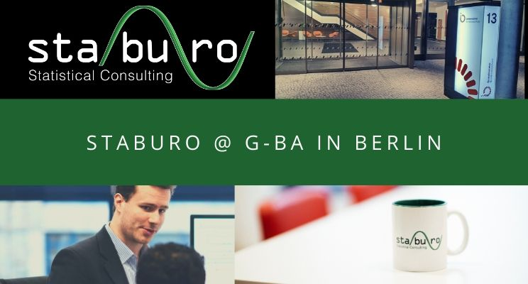 Staburo at the G-BA in Berlin