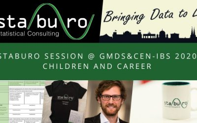 Staburo Session @ GMDS & CEN-IBS 2020: Children and Career