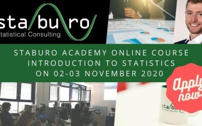 Introduction to Statistics course
