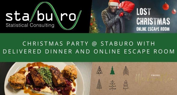 Christmas Party @ Staburo