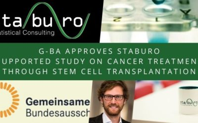G-BA approves Staburo supported study on cancer treatment through stem cell transplantation