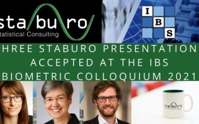 Staburo presents @ IBS Biometric Colloquium 2021