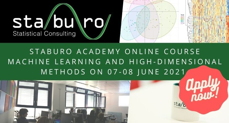 Machine learning and high-dimensional methods online course