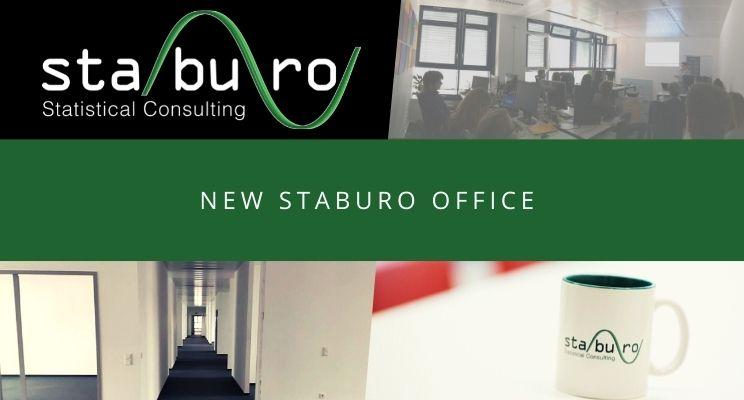 New Staburo office