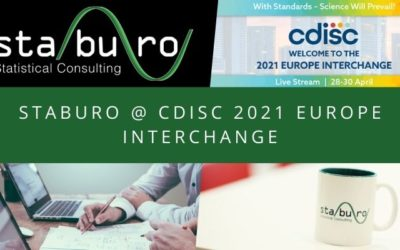Staburo @ CDISC 2021 Europe Interchange